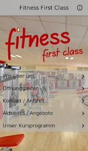 Fitness First Class- screenshot thumbnail