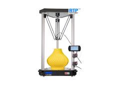 SeeMeCNC BOSSdelta 0521 3D Printer Fully Assembled