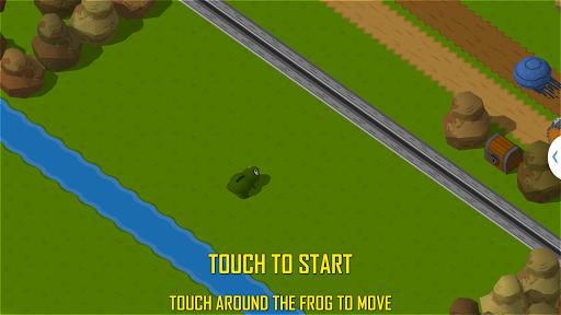 青蛙 - 路口