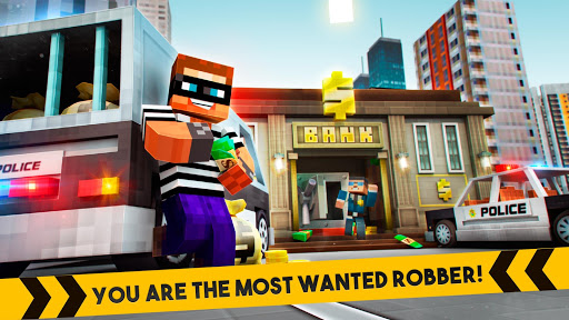ud83dude94 Robber Race Escape ud83dude94 Police Car Gangster Chase 3.9.3 screenshots 15