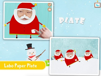 Labo Paper Plate Screenshot