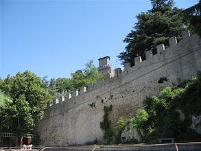 Photo: hradby San Marina