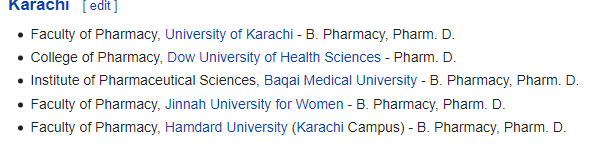 34 Medical Fields After FSC That Can Be Chosen By The Students 25 - Daily Medicos