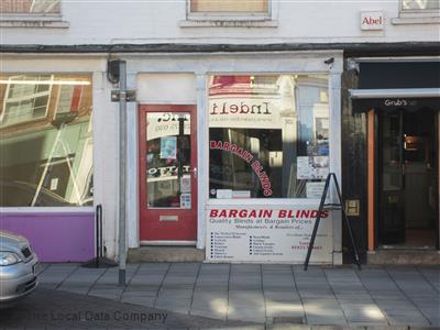 Bargain Blinds On East Reach Blinds Awnings Canopies In Taunton Ta1 3hn Somerset