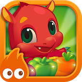 Pig & Dragon Saga  - Cute Free Match 3 Puzzle Game