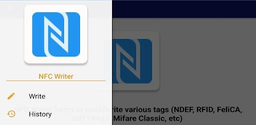 NFC Tag reader, NFC Tag writer - NFC reader – Apps on Google