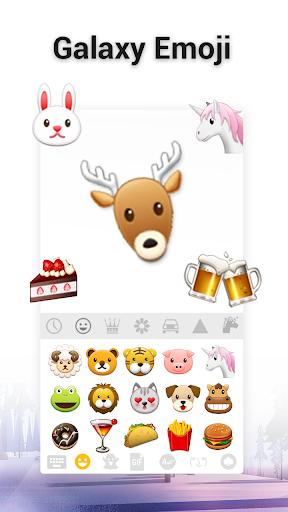 Galaxy Emoji - Emoji Keyboard  screenshots 2