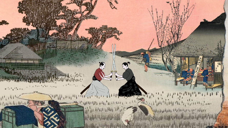 Kiai Resonance- screenshot