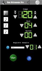Metronome Pro screenshot 3