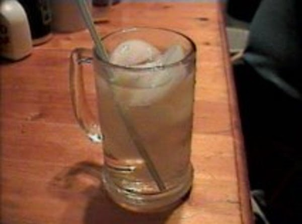 Old Fashioned Cream Soda With A Kick Recipe