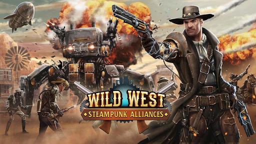 Wild West: Steampunk Alliances  captures d'écran 1