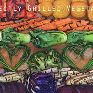Perfectly Grilled Vegetables.