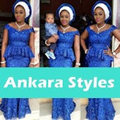Creative African Lace Styles Designs