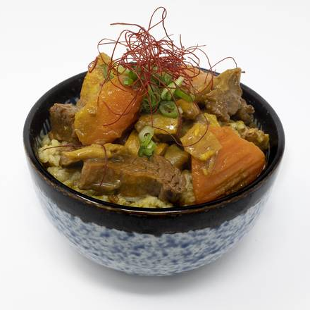 Curry Beef Brisket Don
