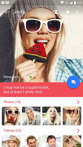 Date Way- Dating App to Chat, Flirt & Meet Singles 2.3.5 screenshots 2