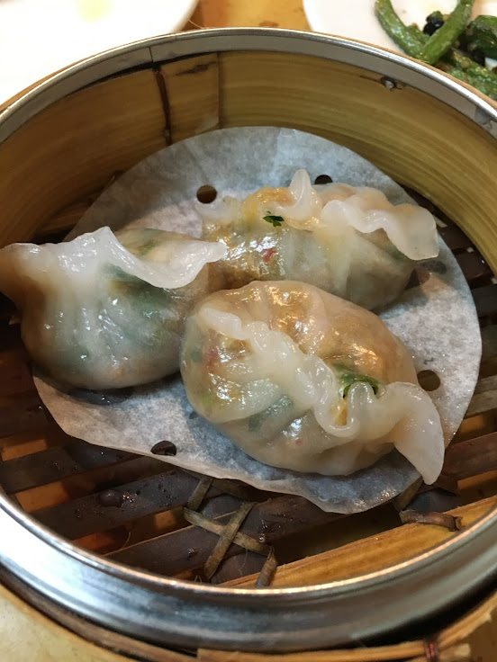 Purse Dumplings.