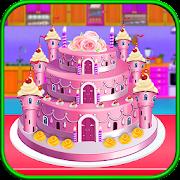 Free Princess Castle Wedding Cake Maker APK for Windows 8