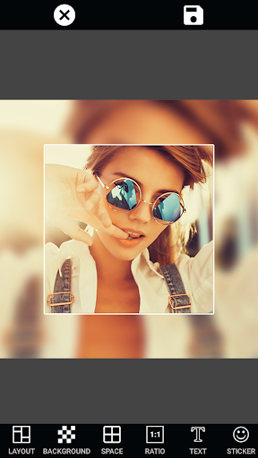 PIP Selfie Camera Photo Editor  screenshots 3