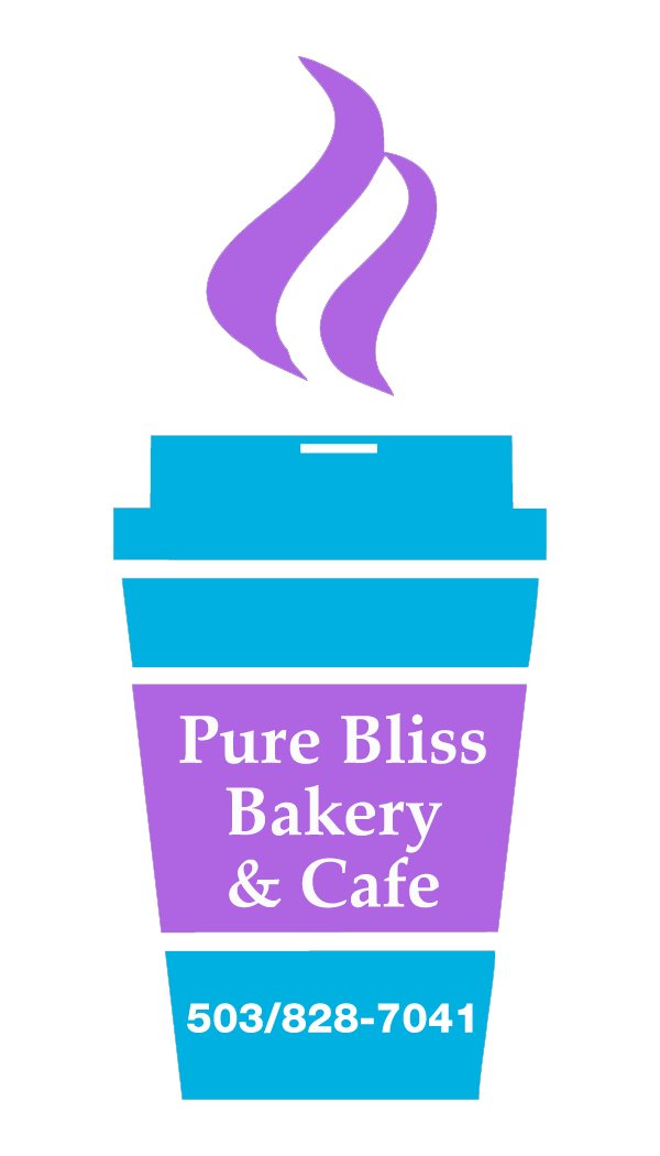 Pure Bliss Bakery & Cafe Logo