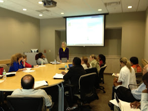 Photo: Vanessa McGovern shows how to use LinkedIn to build a personal and a business brand