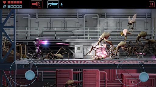 Metal Ranger. 2D Shooter v3.11 screenshots 6