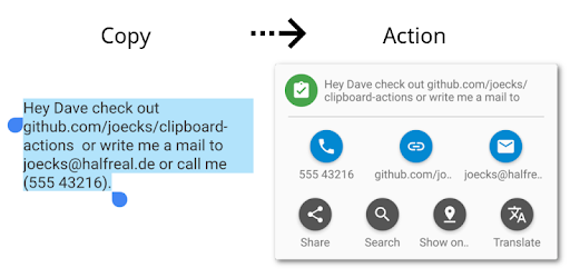 Clipboard Actions & Manager - Apps on Google Play