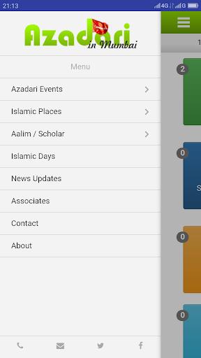 Azadari in Mumbai (AIM) 2.4 screenshots 1