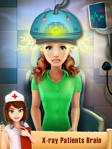 Kids Brain Doctor Hospital app (apk) free download for Android/PC/Windows screenshot