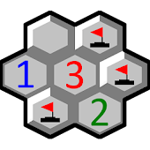 Minesweeper Hex