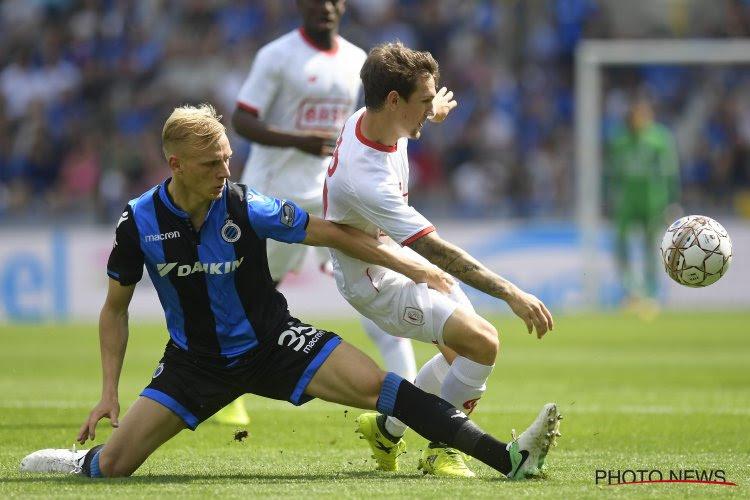 """Decarli héros brugeois: """"Pas notre meilleur match"""""""