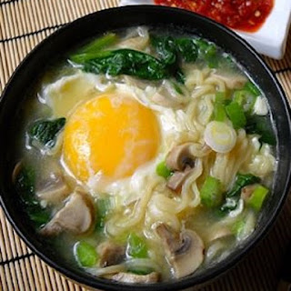 Chinese Noodle Soup.