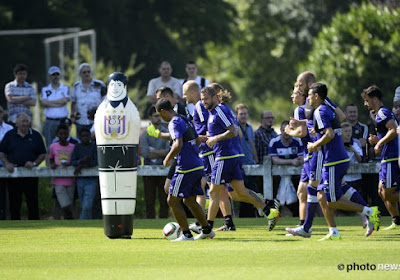 Anderlecht ouvre ses portes