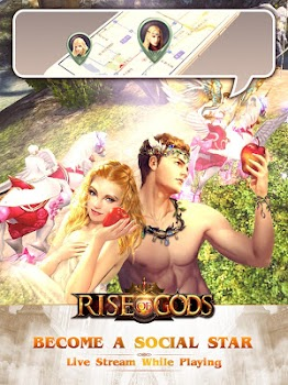 Rise of Gods - A saga of power and glory