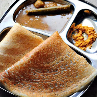 Dosa Batter With Urad Flour & Rice Flour (No-Grind Dosa Batter Recipe).