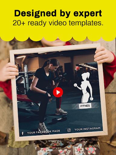Marketing Video, Promo Video & Slideshow Maker 28.0 screenshots 13