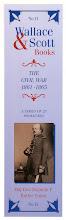 Photo: Wallace & Scott - Civil War bookmark series 11. Benjamin F. Butler