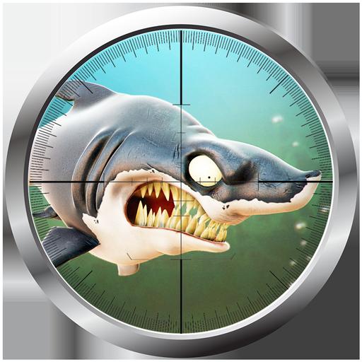 Shark Shooter 2018: Sea Water Hunting Simulator 3D (game)