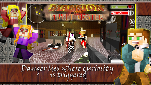 Mansion of the Puppet Master