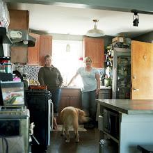 Photo: title: Heather Ryall & Dianna MacPhee, Randolph, Massachusetts date: 2011 relationship: friends, met through Ed Doyle years known: 0-5