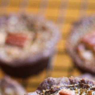 Baby Chocolate Bourbon Pecan Pies