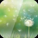 Dandelion Live Wallpaper icon