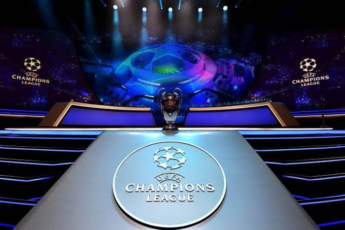 Sorteggio Champions League 2019/2020