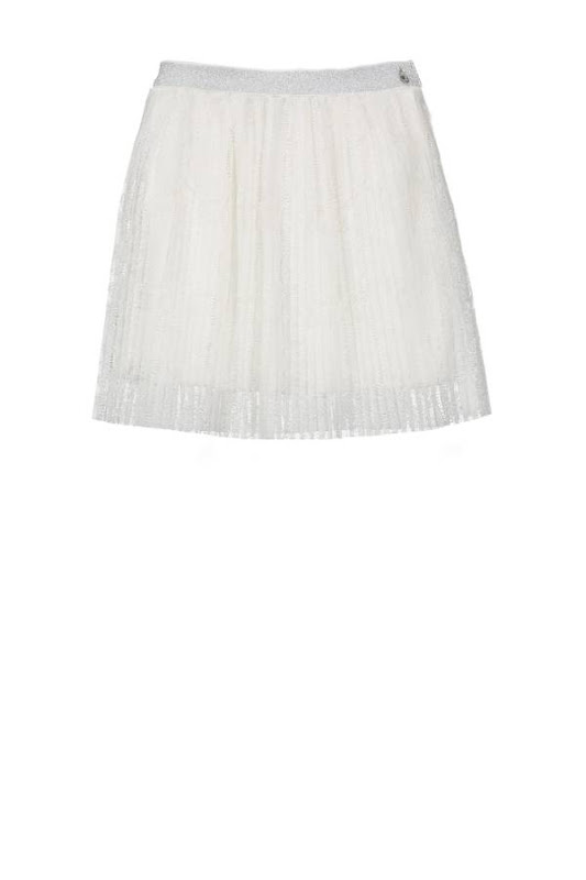 Skirt Gilia White