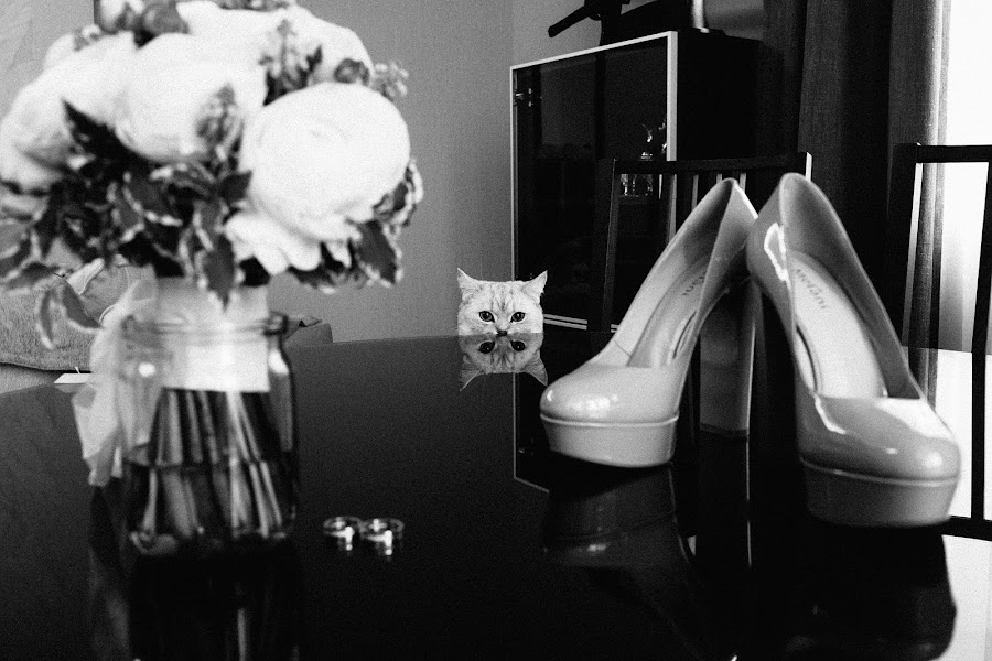 Wedding photographer Vasiliy Tikhomirov (BoraBora). Photo of 25.02.2016