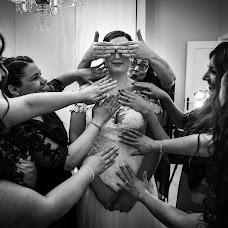 Vestuvių fotografas Alessandro Spagnolo (fotospagnolonovo). Nuotrauka 17.05.2019