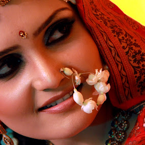Beautiful Bengali Bride  by Shadat Hossain - Wedding Bride (  )