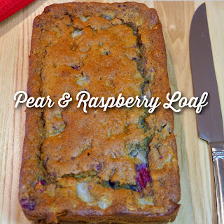 Raspberry Pear Desserts Recipes
