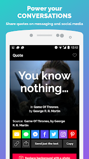 GIF Quotes - náhled