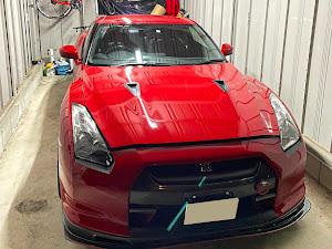 NISSAN GT-R  08 バイブラントレッドのカスタム事例画像 veilr35さんの2020年02月03日21:26の投稿