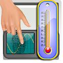 Febre Termometro Piada icon